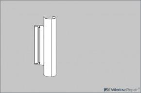 Abdeckkappe für Axerband P