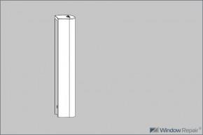 Abdeckkappe für Eckband P 150