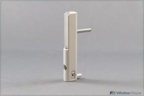 Ecklagerband PVC 5mm Zapfen weiß