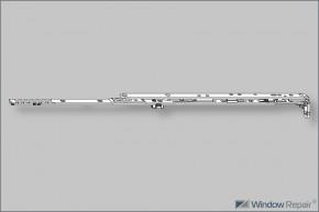 Dreh-Kipp-Schere / Winkelbandschere