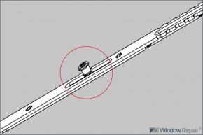 Getriebe 15 fix i.S. mit Pilzkopfzapfen