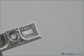 Schließblech A0380 TS