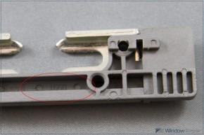 Kipplager S-ES A1660 TS