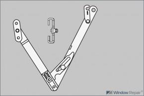 Kipp-Sicherungs-Putzschere Gr.2