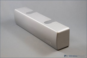 Abdeckkappe für Türschließer TS4500 / TS5500 silber