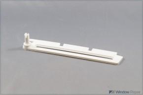 Kippschere 210mm links, weiß