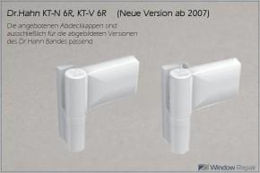 Bandkappe HD-PE - Version ab 2007 (∅ ca.25mm)