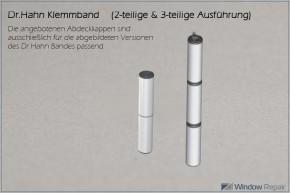 Bandkappe Klemmband (∅ ca.23mm)