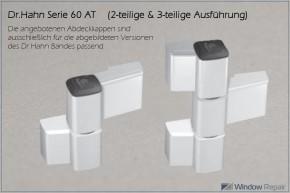 Bandkappe Türband 60 UT bis 09/2014 (ca.27x27mm)