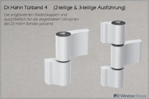 Bandkappe Türband 4 Oberteil (∅ ca.30mm)